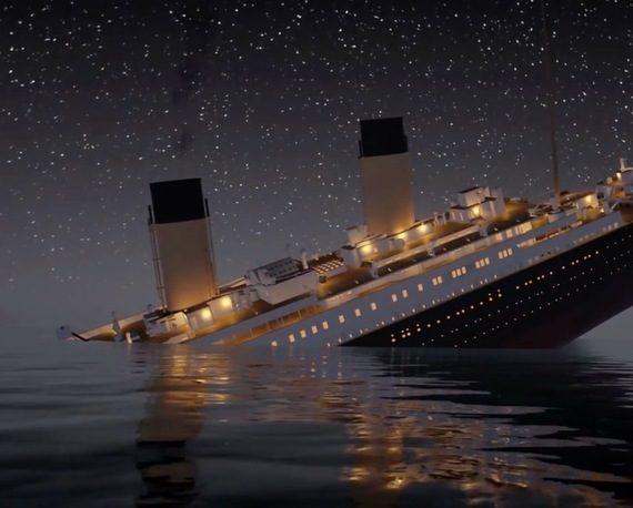Python titanic