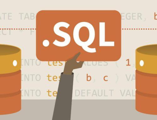 SQL – od czego zacząć ?