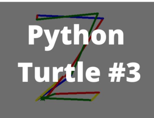 Python Turtle – obsługa zdarzeń