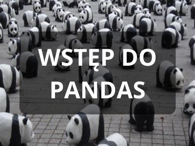 wstęp do pandas