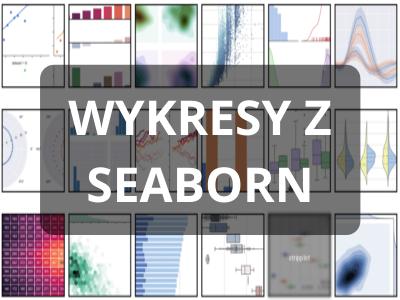 seaborn wykresy