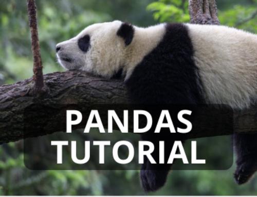Python Pandas – MEGA tutorial