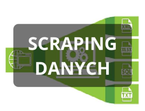 Web scraping – automatyczne ściąganie danych ze stron www