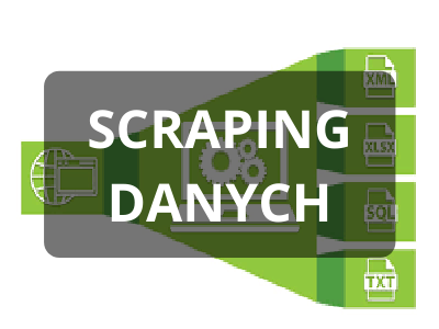 webscraping danych