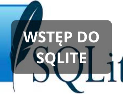 SQLite i Python – jak szybko i lekko zacząć używać bazy danych