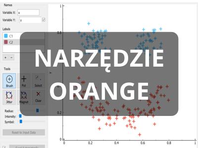 orange analiza danych