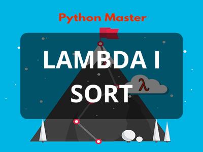 lambda sortowanie
