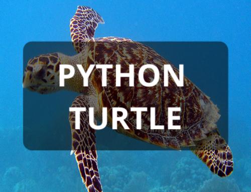 Python Turtle – grafika żółwia